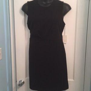 NWT A New Day Black Shift Dress